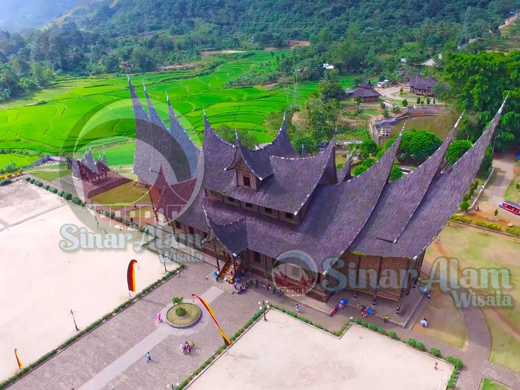 Pakej Pelancongan Padang-Bukittinggi Murah