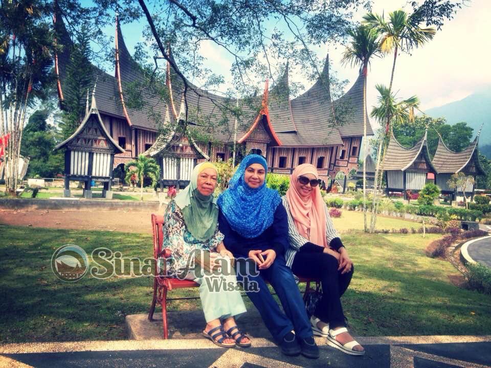 Melancong ke Bukittinggi Minang Villages